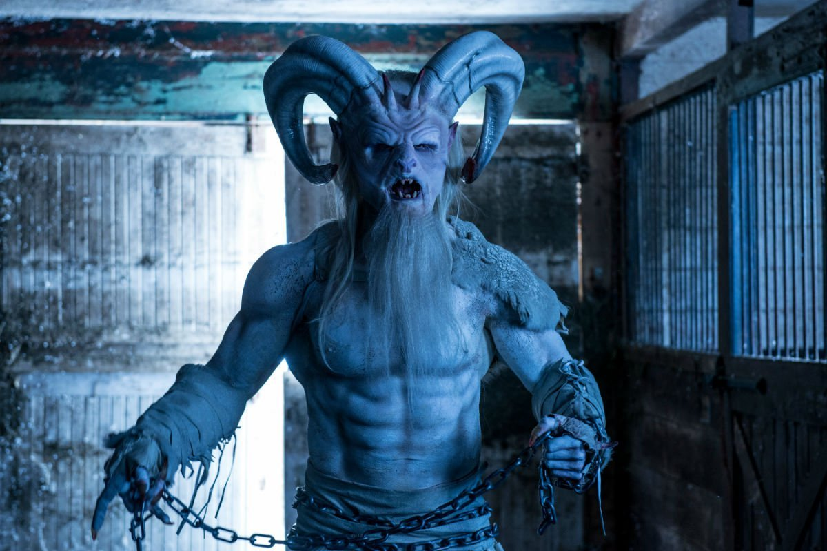 A Christmas Horror Story - Krampus Still