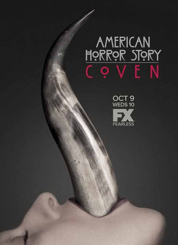 American Horror Story: Coven Poster - Cursed