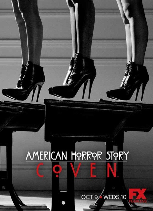 American Horror Story: Coven Poster - Shoes