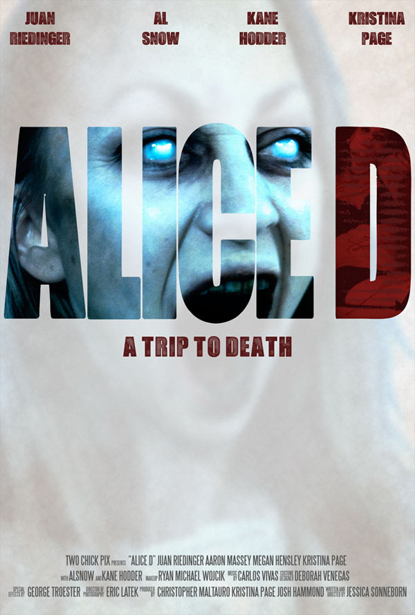 Alice D movie poster