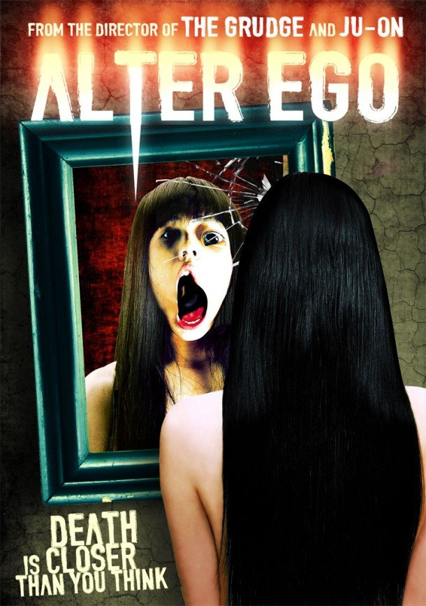 Alter Ego Poster Asian Horror Movie