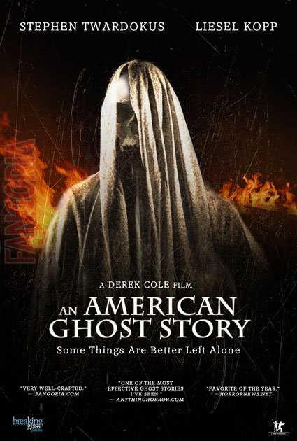 Derek Coles American Ghost Story - Trailer and Poster