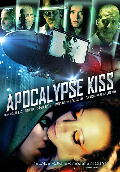 Apocalypse Kiss (2014) - Midnight Releasing art