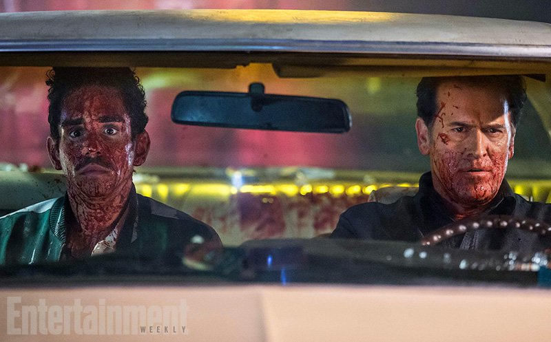 Starz Ash vs Evil Dead TV series photo 3