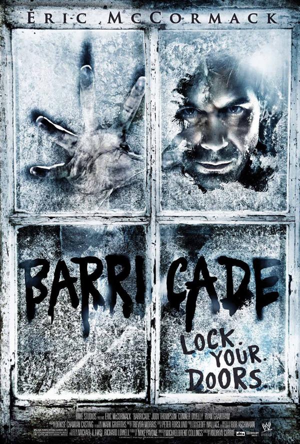 WWE Films Barricade Poster