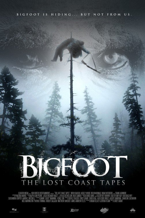 Bigfoot The Lost Coast Tapes Movie Poster