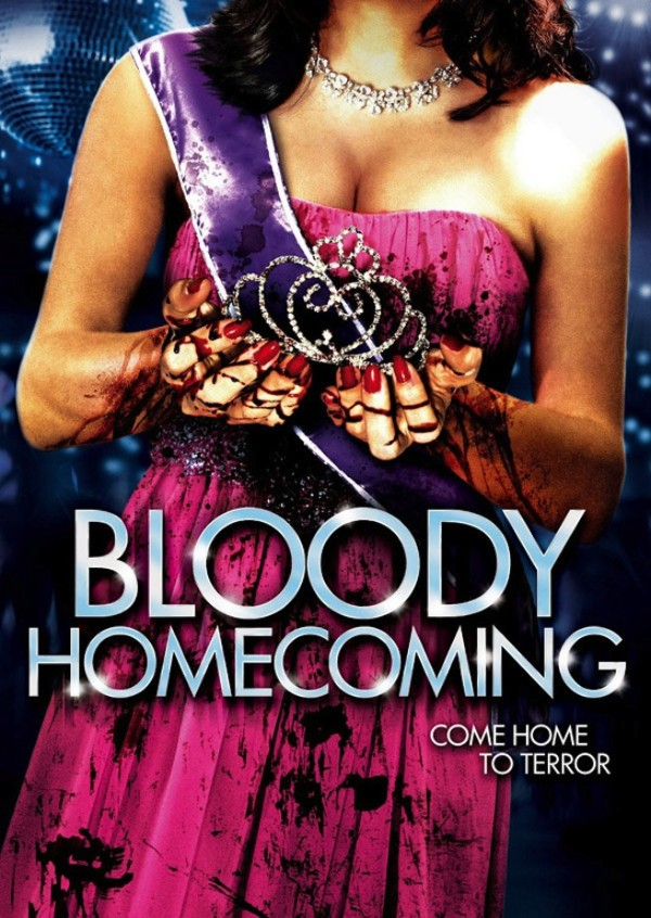 Bloody Homecoming movie poster
