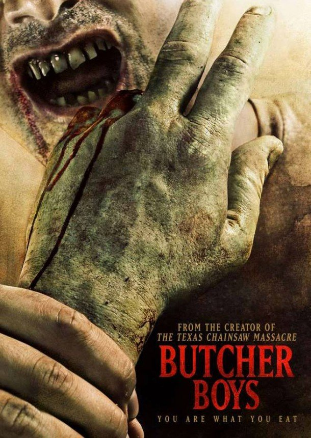 Butcher Boys New Movie Poster