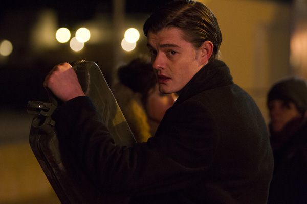 New Horror Movie Byzantium Sam Riley