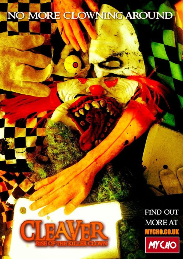 Cleaver: Rise of the Killer Clown (2015) poster