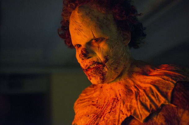 Clown movie still 8