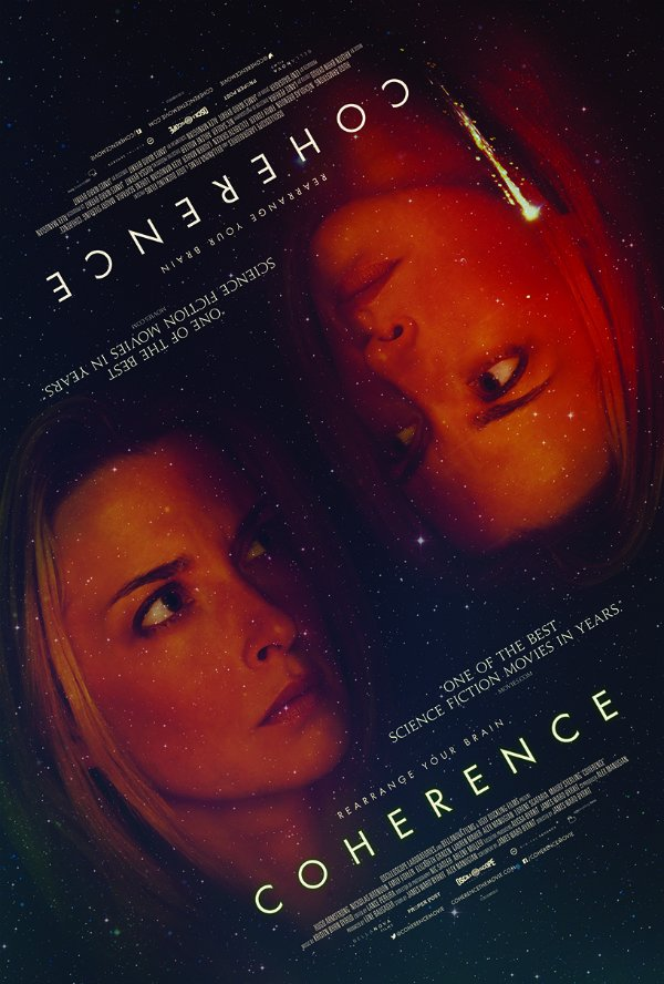 New Sci-Fi movie Coherence poster