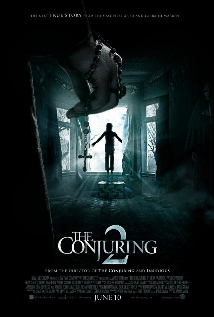 The Conjuring 2 poster 2