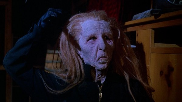 Curtains The Hag Mask