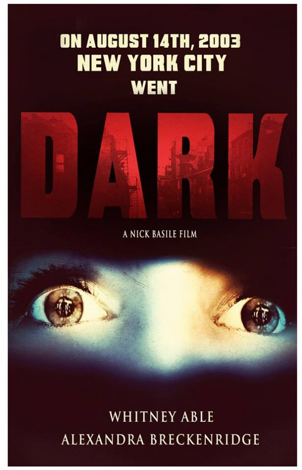 Horror Movie Dark Poster