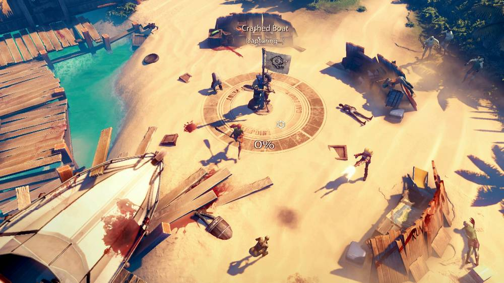 Dead Island Epidemic - Zombie Game Screenshot Game Still 1