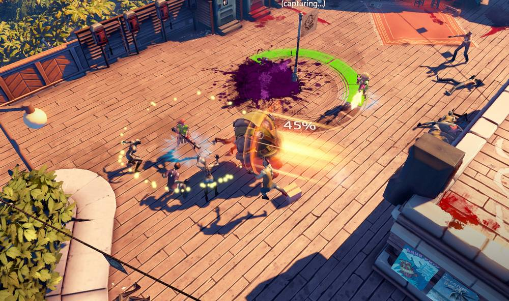 Dead Island Epidemic - Zombie Game Screenshot Game Still 5