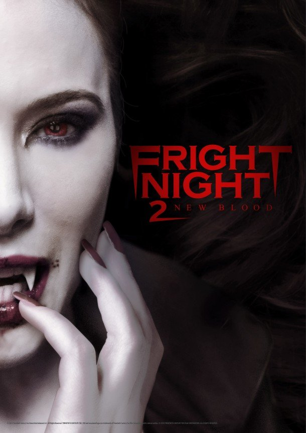 Fright Night 2 Blu-ray cover art
