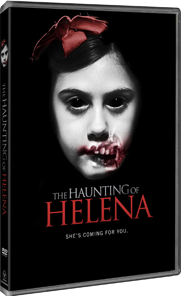 The Haunting of Helena DVD Cover Art
