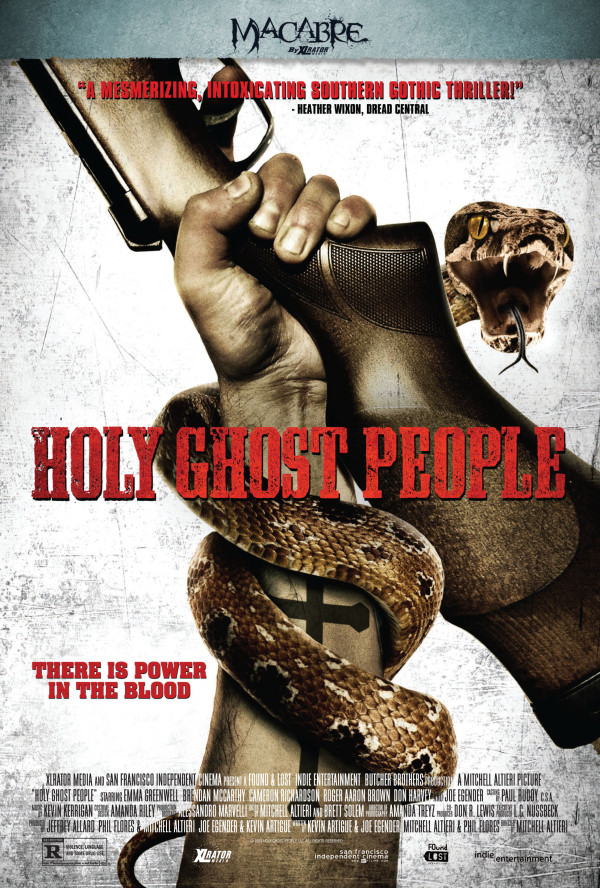 Holy Ghost People movie poster