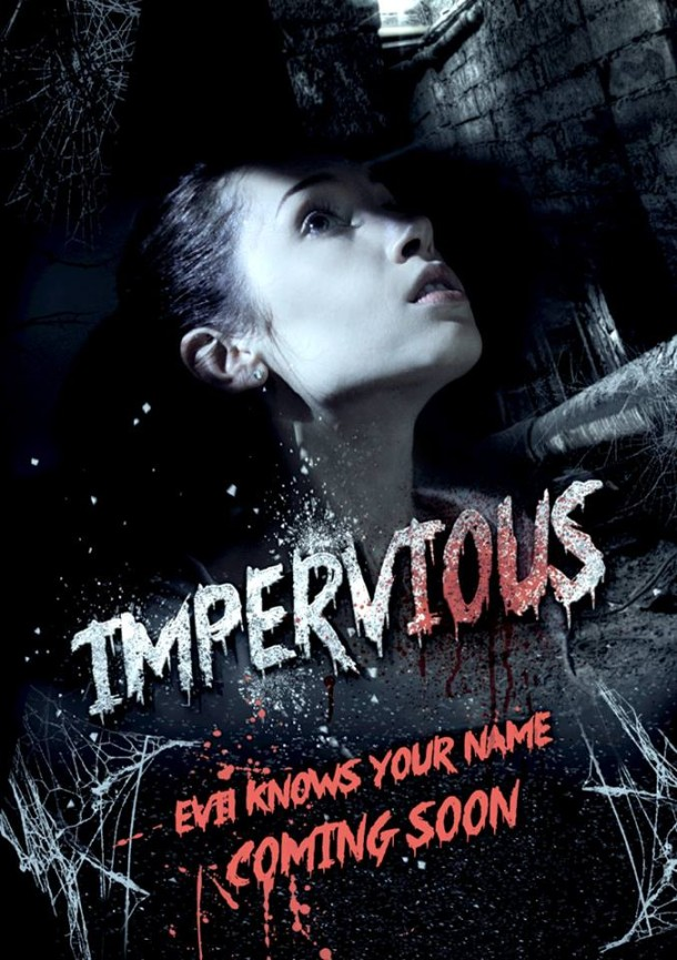 Impervious (2017) poster 1