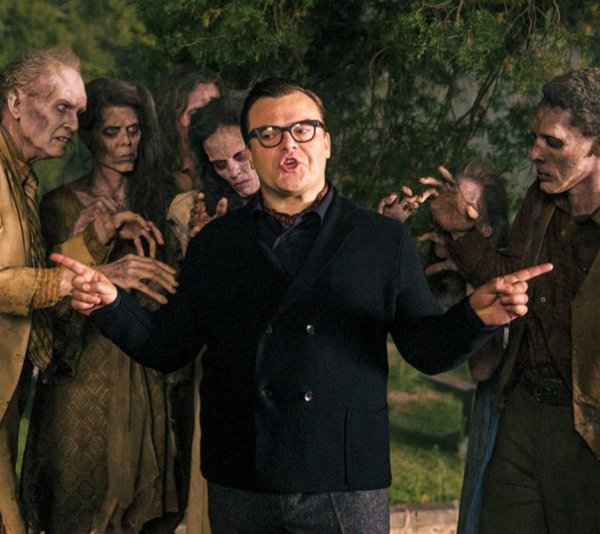 Jack Black in Goosebumps (2015) movie photos