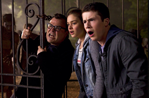 Jack Black in Goosebumps (2015)