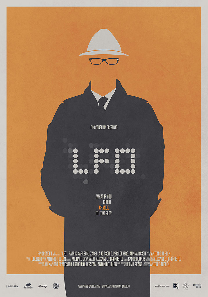 LFO: The Movie Poster