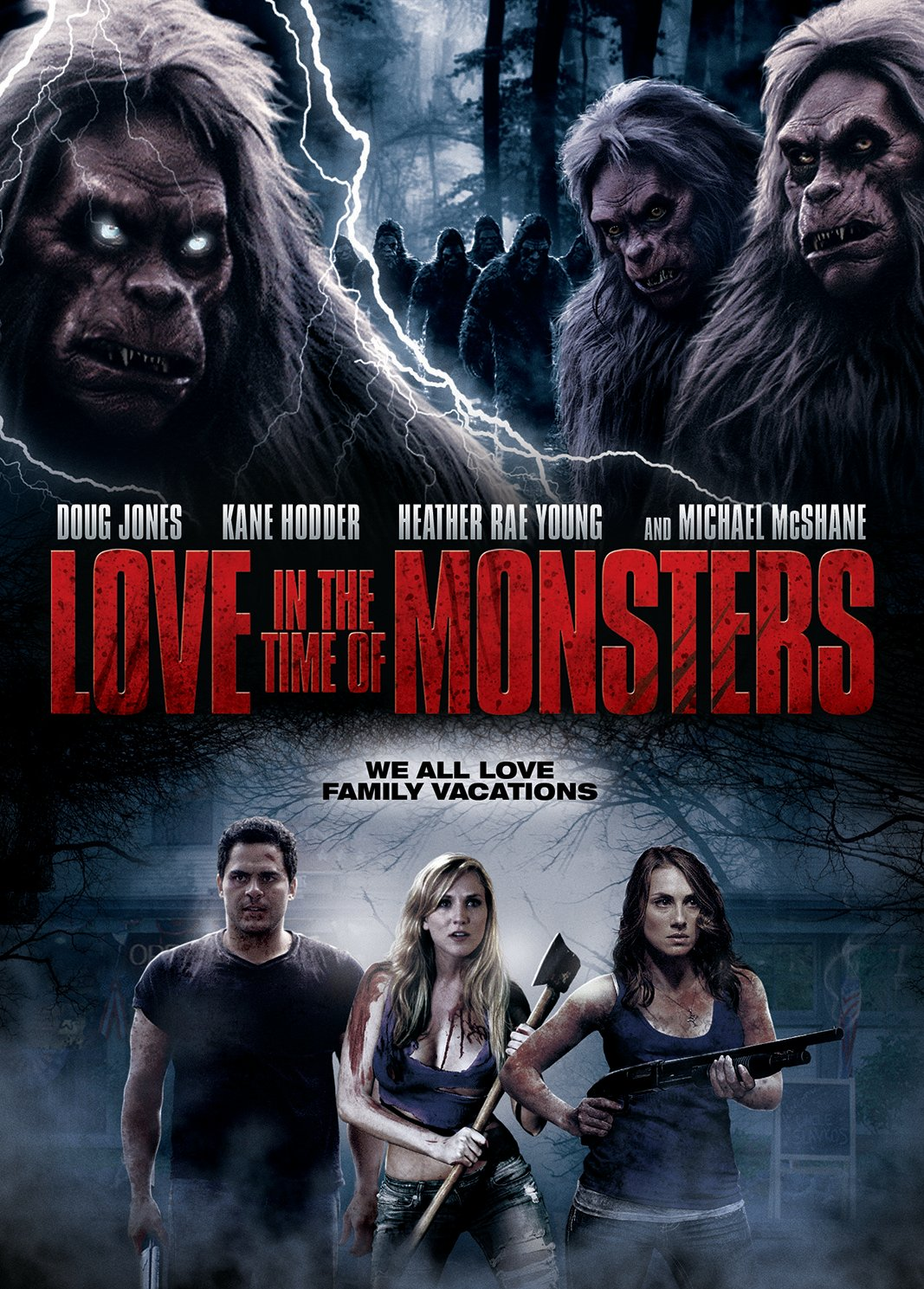 Love in the Time of Monster poster