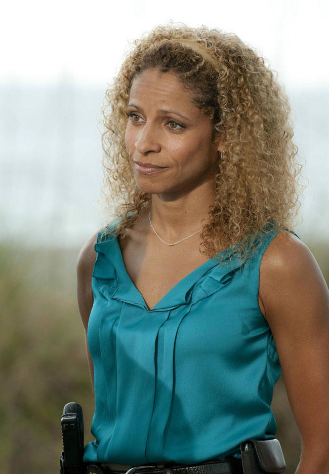 Michelle Hurd in Ash vs Evil Dead