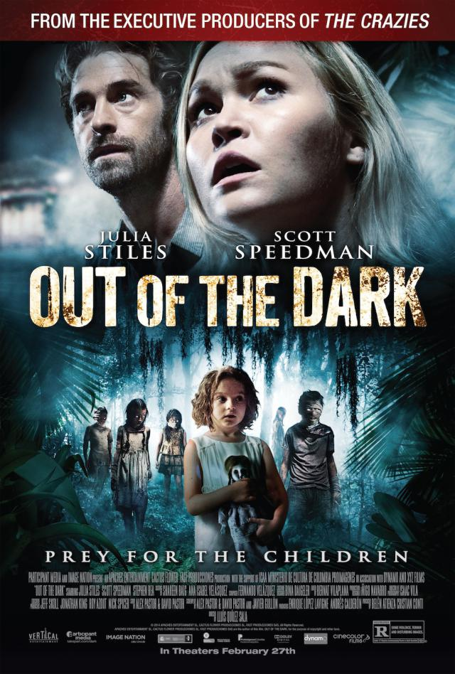 Out of the Dark (2015) poster