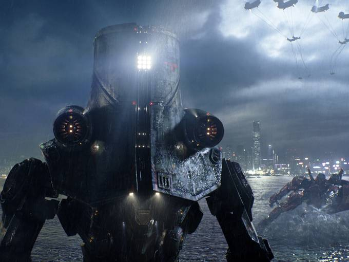 Pacific Rim New Movie Still Photos