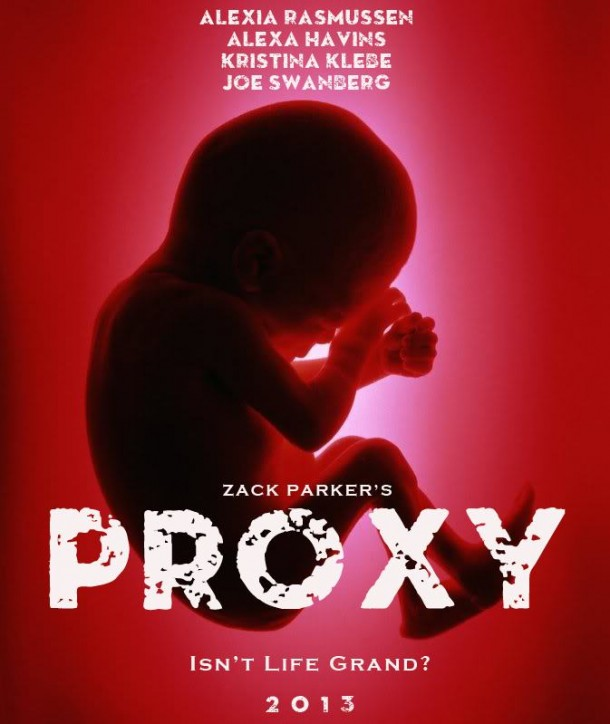 Zack Parker Proxy - horror movie