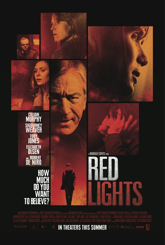 Red Lights Official US Poster