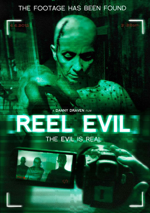 Reel Evil from Full Moon movie poster
