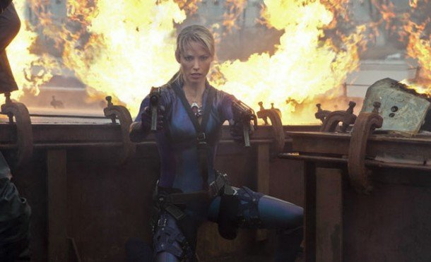 Resident Evil Retribution 3D New Photos