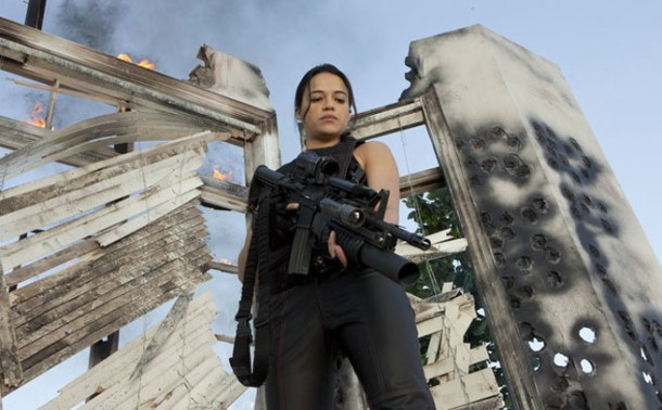 Resident Evil Retribution 3D New Photos