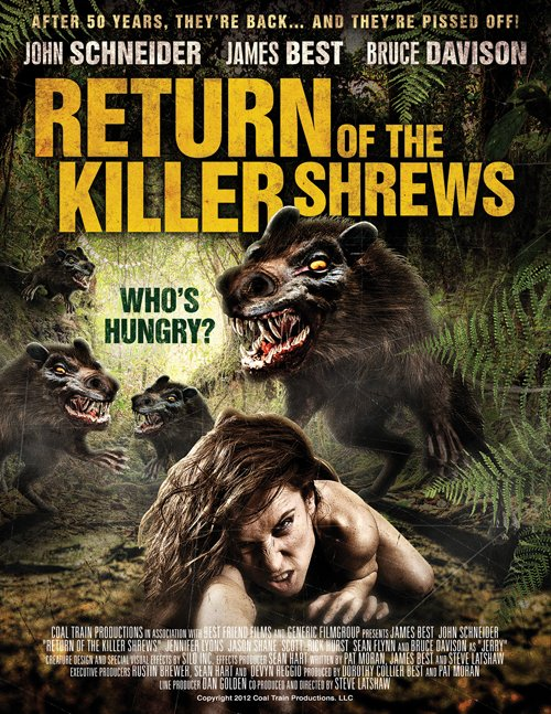 Upcoming movie Return of the Killers Shews
