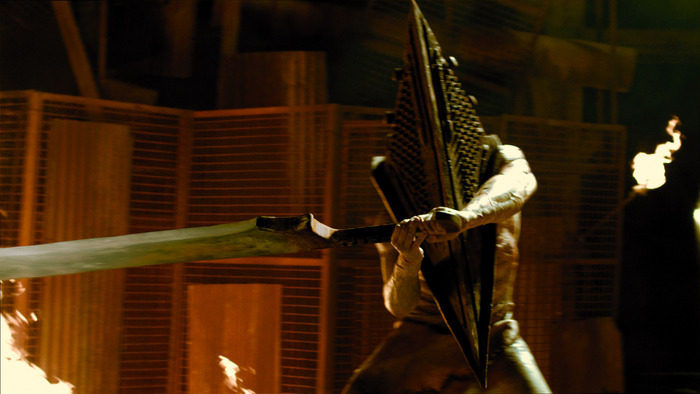 Silent Hill Revelation 3D Pyramid Head