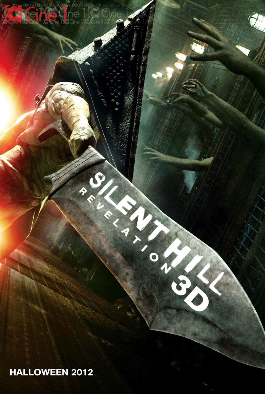 Silent Hill Executioner Pyramid Head Official Poster