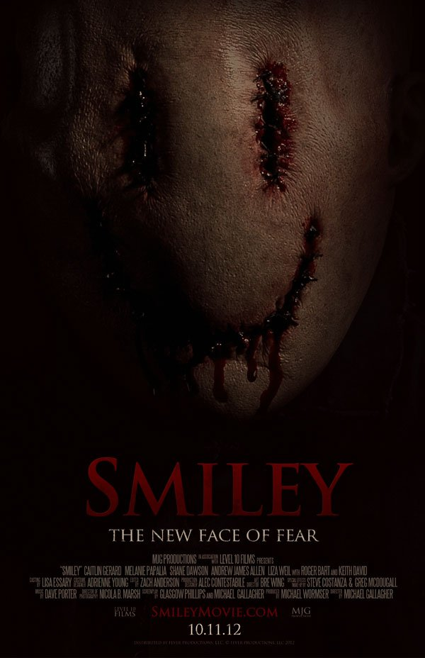 Horror Movie Smiley coming soon