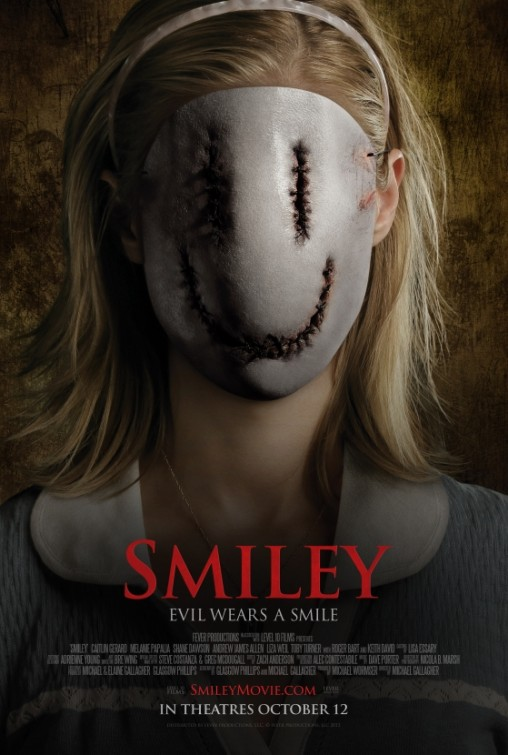 Smiley Official US POster