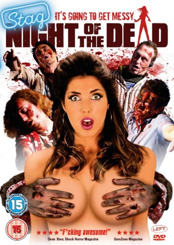 Stag Night of the Dead Poster