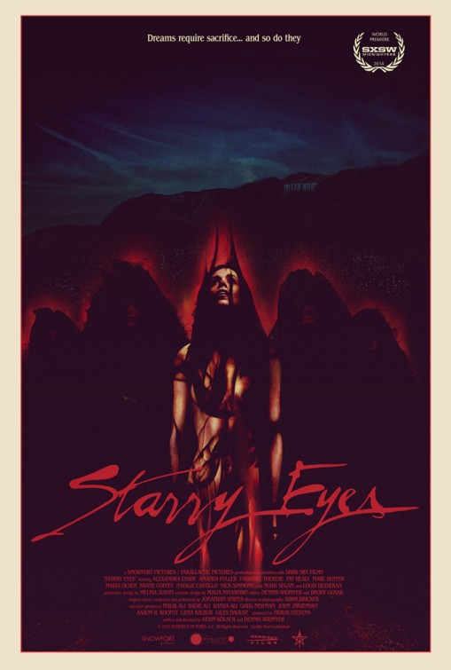 Starry Eyes 2014 movie poster