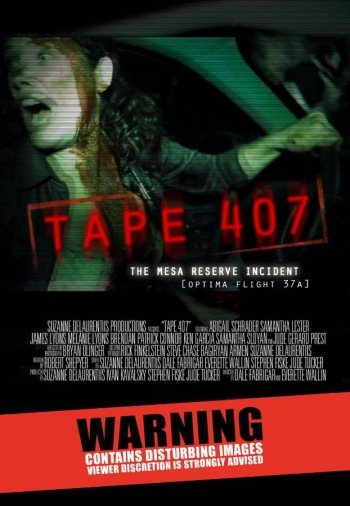 Area 407 Poster - Tape 407