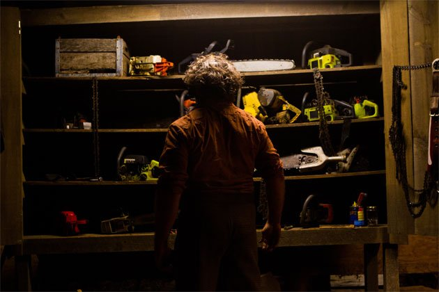 Texas Chainsaw 3D New Image of Leatherface