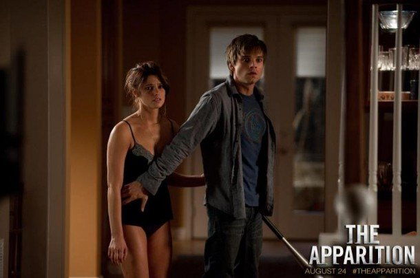The Apparition First Photos