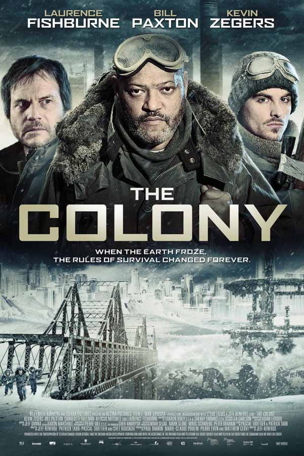 The Colony Official Poster