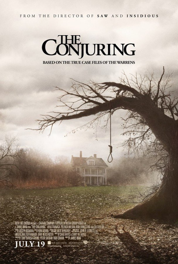 The Conjuring - Spooky Horror Movie - New Trailer 3