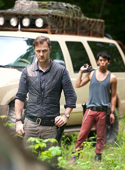 The Walking Dead Season 3 David Morrissey as The Governor